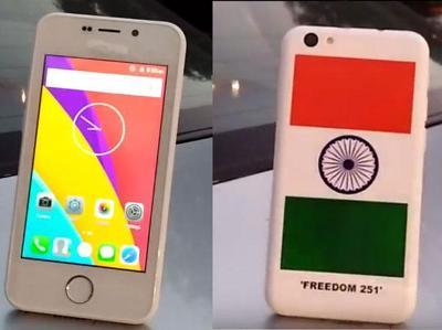 Freedom251timesofindia